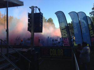 color run fog